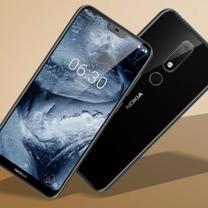 Nokia 5.1 Plus Android One