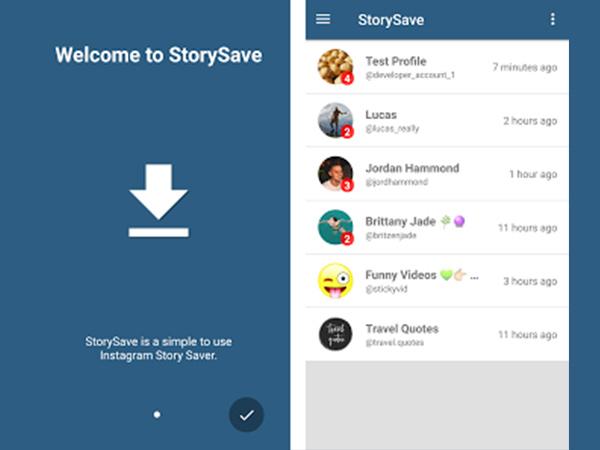 StorySave приложение