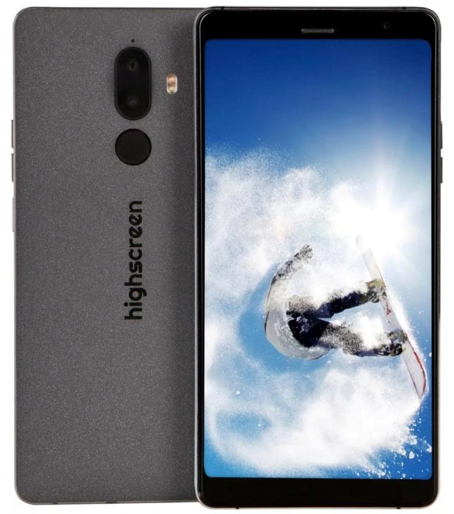 Highscreen Power Five Max 2 64 GB